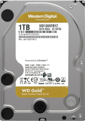 WD Gold WD1005FBYZ 1TB Main Image