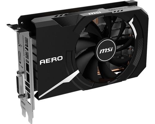 MSI GeForce GTX 1650 SUPER AERO ITX OC Main Image