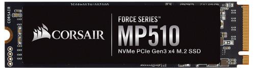 Corsair Force MP510 Gen3 480GB NVMe M.2 SSD Main Image