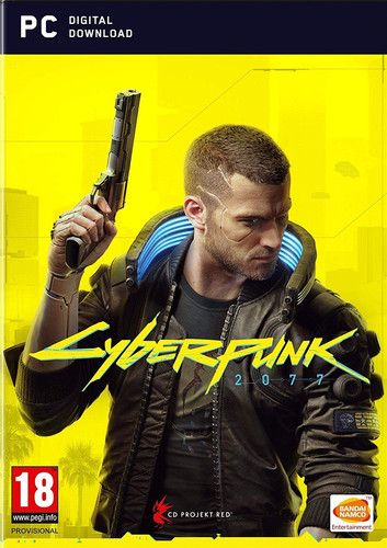 Cyberpunk 2077: Day One Edition PC Main Image