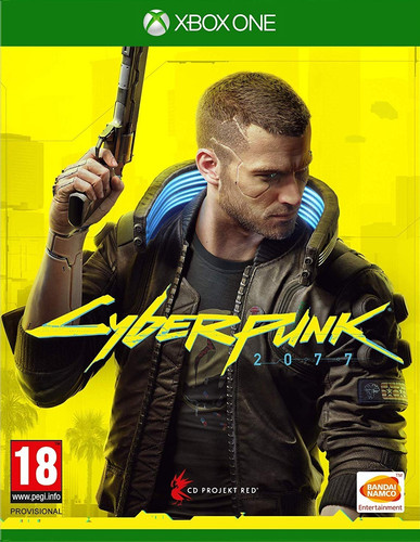 Cyberpunk 2077: Day One Edition Xbox One Main Image