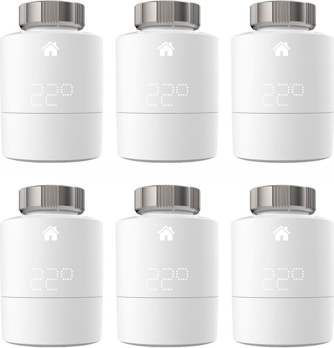 Tado Smart Radiator Thermostat 6-Pack (extension) Main Image