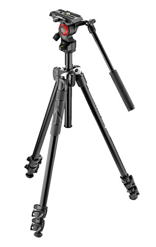 Manfrotto 290 Light Kit Video Head Main Image