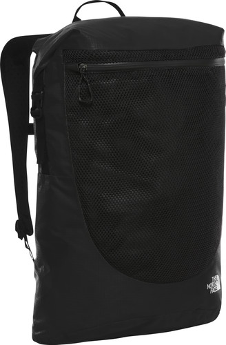 The North Face Waterproof Rolltop TNF Black 35L Main Image