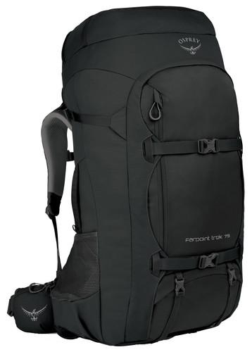 Osprey Farpoint Trek 75L Black Main Image