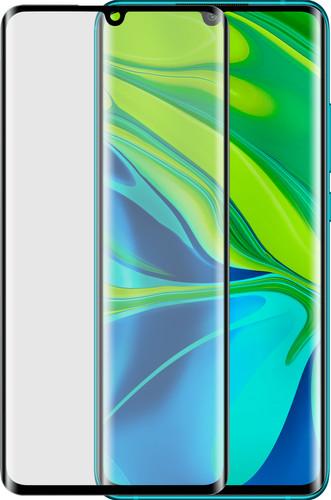 Azuri Rinox Xiaomi Mi Note 10/Note 10 Pro Screenprotector Gehard Glas Zwart Main Image