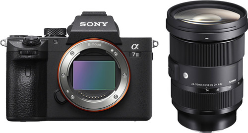 Sony A7 III + Sigma 24-70mm f/2.8 Main Image