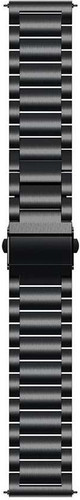 Just in Case Huawei Watch GT 2 46mm RVS Bandje Zwart Main Image
