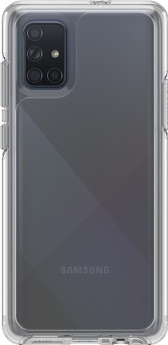 Otterbox Symmetry Samsung Galaxy A71 Back Cover Transparant Main Image