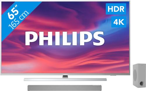 Philips The One (65PUS7304) - Ambilight + Soundbar Main Image