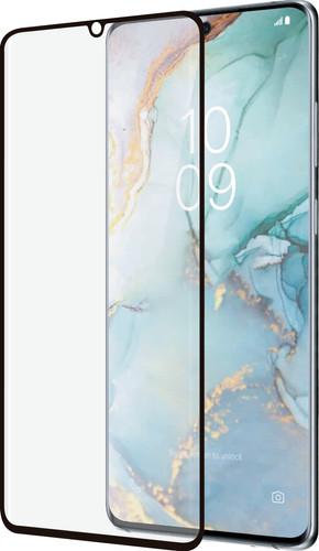 Azuri Rinox Samsung Galaxy Note 10 Lite Screen Protector Tempered Glass Black Main Image