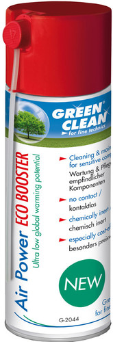 Green Clean ECO Booster Compressed Air 400ml Main Image