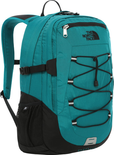 "The North Face Borealis Classic 15"" Fanfare Green / TNF Black 29L Main Image"