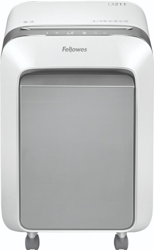 Fellowes Powershred LX211 Wit Main Image