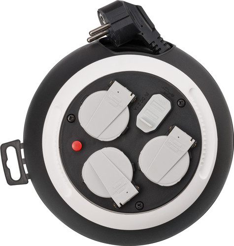 Brennenstuhl Comfort-Line Cable Reel with USB 3m Main Image
