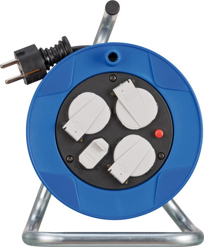 Brennenstuhl Garant Compact Kabelhaspel met usb 15m Main Image
