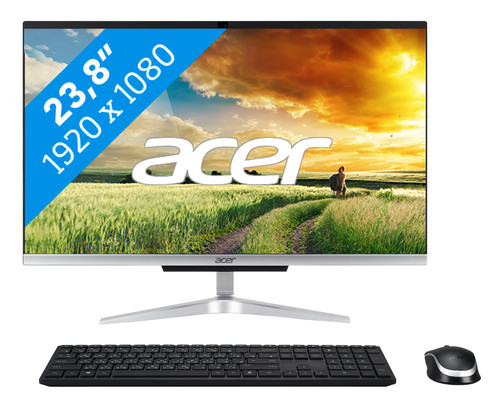 Acer Aspire C24-963 I5520 NL All-in-One Main Image