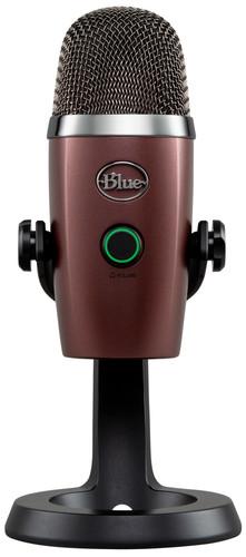 Blue Yeti Nano Red Main Image