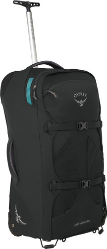 Osprey Fairview Wheels 65L Black Main Image