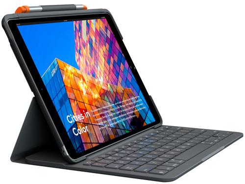 Logitech Slim Folio Apple iPad Air (2019) Toetsenbord Hoes QWERTY Main Image