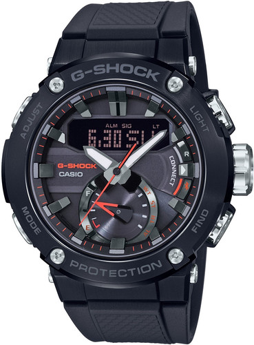 Casio G-Shock G-Steel GST-B200B-1AER Black Main Image