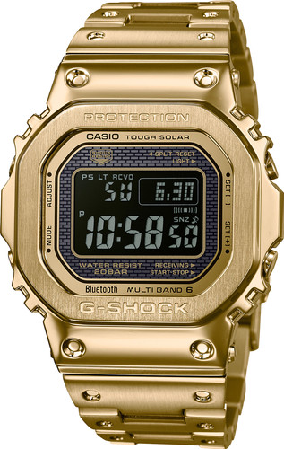 Casio G-Shock GMW-B5000GD-9ER Gold Main Image