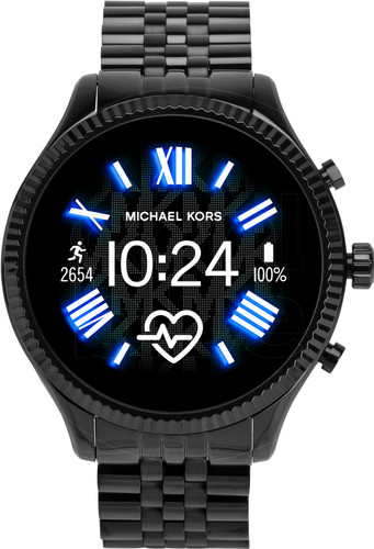 Michael Kors Access Lexington Gen 5 MKT5096 Black Main Image