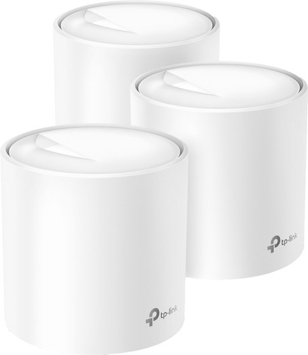 TP-Link Deco X20 Multi-Room WiFi 6 (3-pack) Main Image