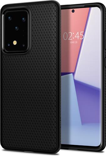 Spigen Liquid Air Samsung Galaxy S20 Ultra Zwart Main Image