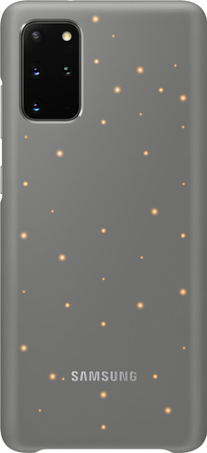 Samsung Galaxy S20 Plus Led Back Cover Grijs Main Image