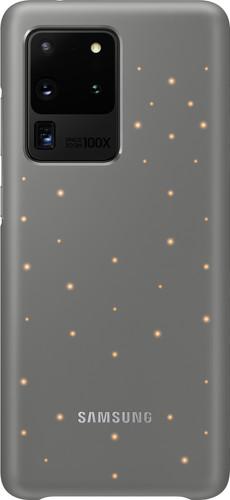 Samsung Galaxy S20 Ultra Led Back Cover Grijs Main Image
