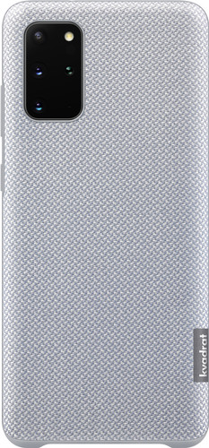 Samsung Galaxy S20 Plus Kvadrat Back Cover Grijs Main Image