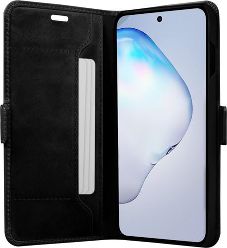 DBramante1928 Copenhagen Slim Samsung Galaxy S20 Ultra Book Case Leer Zwart Main Image
