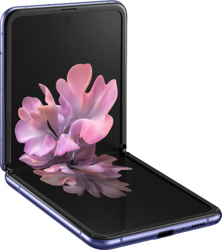 Samsung Galaxy Z Flip 256GB Paars Main Image