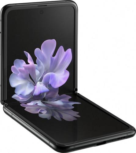 Samsung Galaxy Z Flip 256GB Zwart Main Image