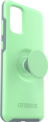 Otterbox Otter + Pop Symmetry Samsung Galaxy S20 Plus Back Cover Groen Main Image