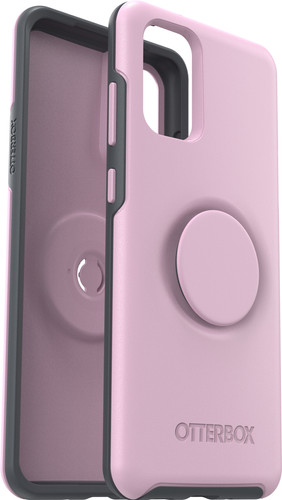 Otterbox Otter + Pop Symmetry Samsung Galaxy S20 Plus Back Cover Roze Main Image