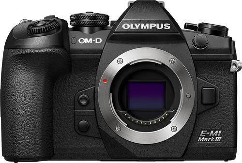 Olympus E-M1 Mark III body Main Image