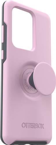Otterbox Otter + Pop Symmetry Samsung Galaxy S20 Ultra Back Cover Roze Main Image