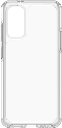 OtterBox Symmetry Clear Samsung Galaxy S20 Back Cover Transparant Main Image