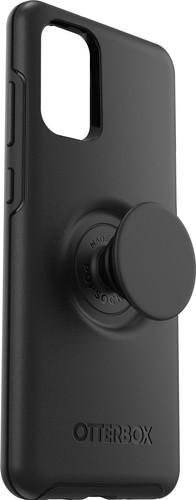 Otterbox Otter + Pop Symmetry Samsung Galaxy S20 Plus Back Cover Zwart Main Image