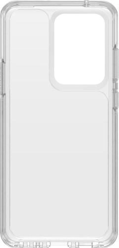 OtterBox Symmetry Clear Samsung Galaxy S20 Ultra Back Cover Transparant Main Image