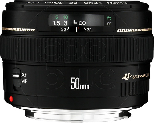 Canon EF 50mm f/1.4 USM Main Image