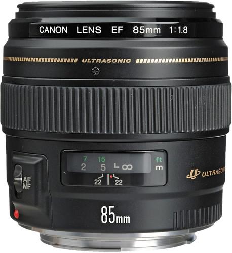 Canon EF 85mm f/1.8 USM Main Image