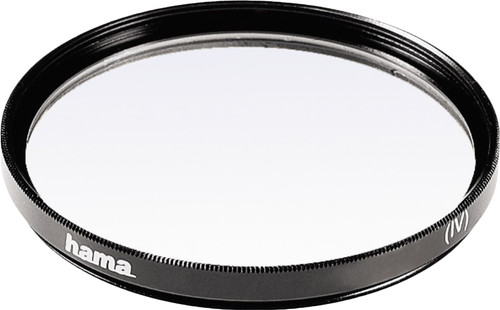 Hama UV Filter 55mm Main Image