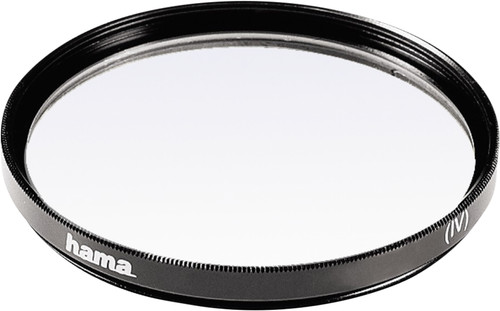 Hama UV Filter 62mm Main Image