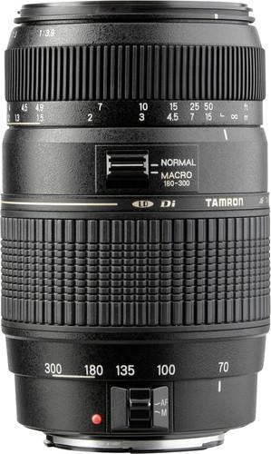 Tamron EF 70-300mm f/4.0-5.6 Di LD Canon Main Image