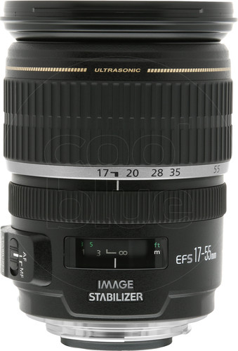 Canon EF-S 17-55mm f/2.8 IS USM Main Image