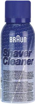 Braun Shaver cleaner Main Image