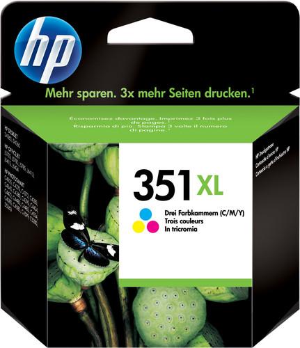 HP 351XL Cartridges Combo Pack Main Image